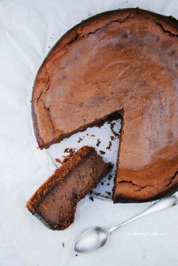 sernik czekoladowy 1