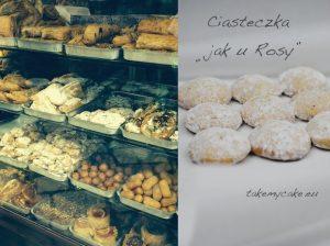 """Ciasteczka """"jak u Rosy"""""""