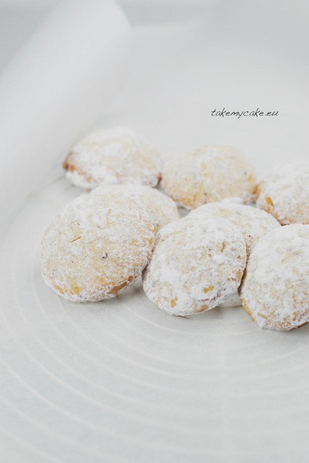 Orzechowo-migdałowe ciastka2