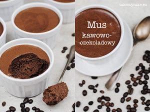 Mus kawowo-czekoladowy