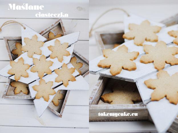 Maślane ciasteczka