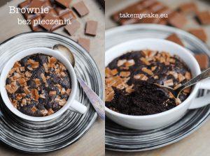 Brownie bez pieczenia