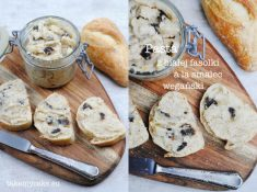 Pasta z białej fasolki à la smalec wegański