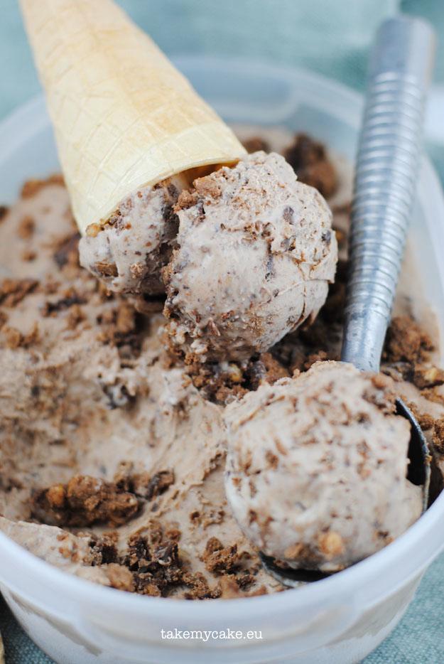 lody z michalkami i kakao