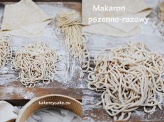 Makaron pszenno-razowy