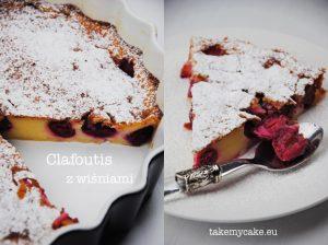 Clafoutis z wiśniami